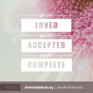 YouareAccepted.JenniferR.Promo