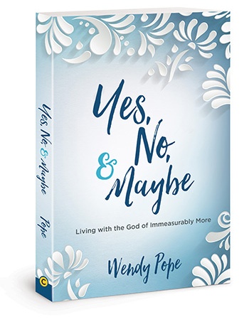 Yes, No and Maybe, by Wendy Pope.