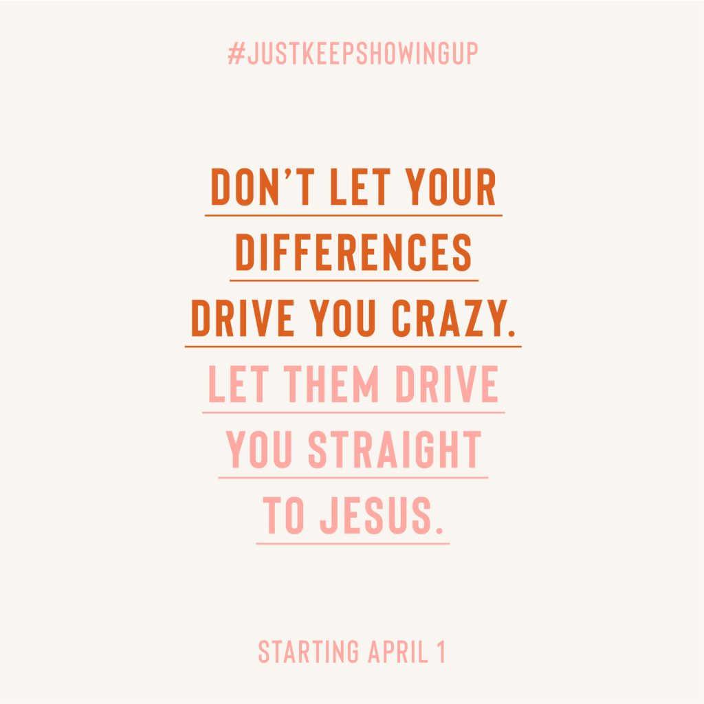 Keep Showing Up, our next online Bible study at Proverbs 31 Ministries.