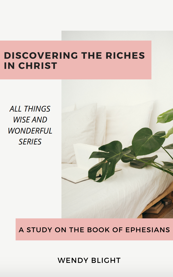 All Things Wise and Wonderful: Discovering the Riches in Christ (E-Book)